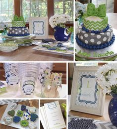 Items similar to Printable Baby Boy Invitation and Shower Printables - Baby Boy Lime Green and Navy Shower Printable Package on Etsy Baby Shower Cake Decorations, Baby Shower Cakes, Baby Boy Shower, Baby Shower Gifts, Baby Gifts, Shower Party, Baby Shower Parties, Baby Showers, Baby Boy Invitations