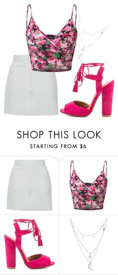 """""""Untitled #468"""" by gibberz on Polyvore featuring Topshop, Doublju, Qupid and Charlotte Russe"""