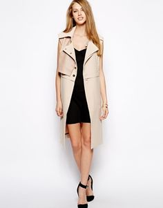 Image 1 ofThree Floor Repertoire Sleeveless Jacket