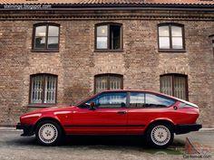 Alfa Romeo GTV6 #25