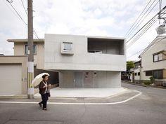 TORAFU ARCHITECTS, Daici Ano · House in Kitaoji