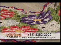 Tapete Corujinha com Cristina Luriko - Vitrine na TV