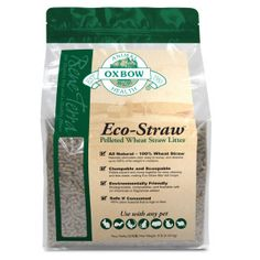 Oxbow Animal Health Eco-Straw Litter - Sale - Small Pet - PetSmart