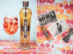Sangria Floral with St-Germain. The perfect summer sangria!!