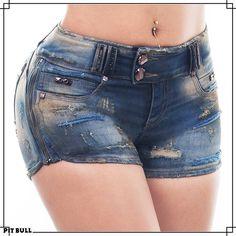 "9,793 Likes, 66 Comments - Pit Bull Jeans Oficial (@pitbulljeansoficial) on Instagram: ""Shorts PIT BULL JEANS Siga no Instagram @pitbulljeans - Informações: WhatsApp +55 62 99568-5111…"""