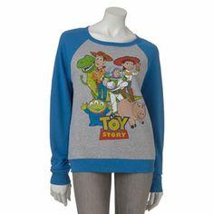 Disney Toy Story Sweatshirt - Juniors