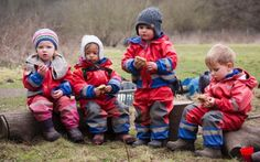 Research shows that exposure to nature helps us to 'destress'. Forest School Activities, Enchanted Wood, Outdoor Education, Outdoor School, Open Fires, Scandi Style, Toddler Learning, Pre School, About Uk