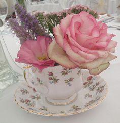 Wedding - Vintage Tea Party