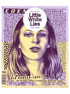 Magalleria - Little White Lies