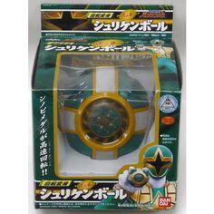 Power Rangers Ninja Storm Hurricanger Shuriken Ball Morpher Changer BANDAI #Bandai