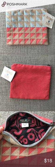 "Clutch/ makeup pouch Clutch/ makeup pouch. 5.5 x 7"" Accessories"