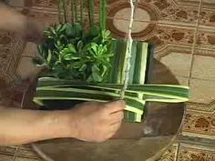 Styling Your Greenery to Add Pizzazz to your Flower Arrangements! - YouTube
