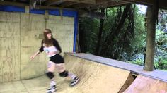This is the second video of a series of videos we will be putting out to help quad skaters learn to shred their local parks. In this video we cover the very ...
