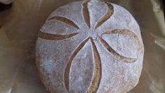 Jednoduchý kváskový chlieb Bread, Food, Brot, Essen, Baking, Meals, Breads, Buns, Yemek