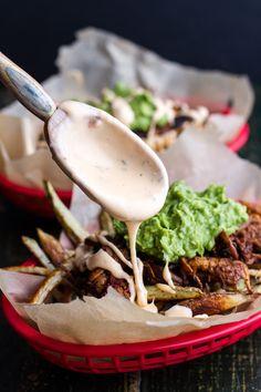 Tijuana Street Fries.   halfbakedharvest.com