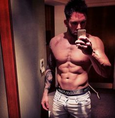 Chidgey's sweet bod from MTV's The Valleys