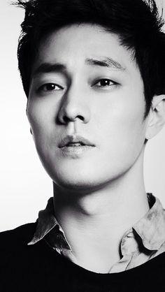 Korean Actor-So Ji Sub