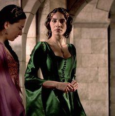 "Mahidevran Sultan - Magnificent Century - ""The Unjust Orders"" Season 1, Episode 14"