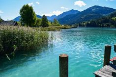At the jetty in Neusach am Weissensee Carinthia Source by Mamamuellerin Great Places, Places To See, Beautiful Places, Travel Around The World, Around The Worlds, Places To Travel, Travel Destinations, Carinthia, Austria Travel
