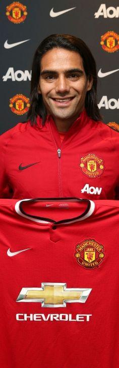 Falcao | Manchester United