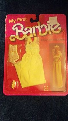 80's Barbie  Fashion