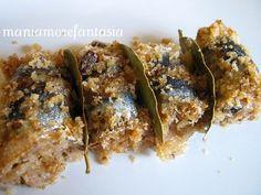 Le sarde a beccafico fanno parte di quella cucina tradizionale palermitana che utilizza pochi ingredienti poveri, facilmente reperibili e sani.