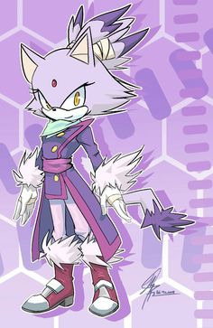 sonic boom Blaze the cat Sonic The Hedgehog, Silver The Hedgehog, Shadow The Hedgehog, Rouge The Bat, Game Sonic, Sonic Heroes, Sonic Franchise, Sonic And Amy, Sonic Fan Art