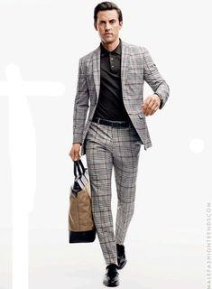 Milo Ventimiglia para GQ USA por Tom Schirmacher
