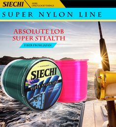 SIECHI 500M Nylon Fishing Line Size 1.0 To 8.0 Japanese Monofilament Rock Sea daiwa Fishing Line Thread Bulk Spool All Fishing Line, Fishing Tackle, Gear Shop, Japanese, Sea, Rock, Fishing Rigs, Stone, Japanese Language