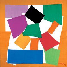 Piccole Note - Henri Matisse, L'escargot