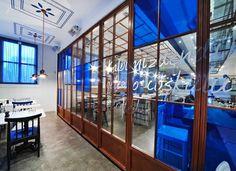 Mey Safi Meyhane – Restaurant Branding & Interior Design