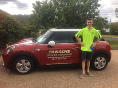 We would like to say congratulations to Jayden Giugni for passing his comp 22 (driving test) in the F56 Mini Cooper Great work see you on the Defensive driving course.  :)www.panachedrivertraining.com/defensive-driving-course.html