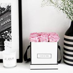 Fleurs de Paris - Baby Pink