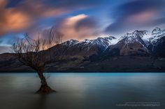 We had a rough morning that we weren't able to see a good sunrise but our afternoon was more productive and a better sunset. New Zealand Landscape, Best Sunset, Sunset Landscape, My Images, The Good Place, Sunrise, Scenery, Mountains, Pictures
