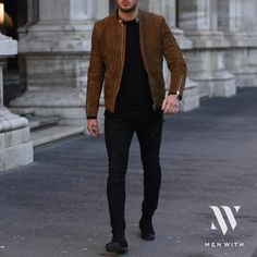 MenWith - The fastest growing Instagram account about mens fashion.  Shop the featured styles on our web platform! ⬇️