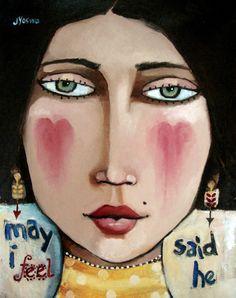If You Kiss Said She by Jennifer Yoswa