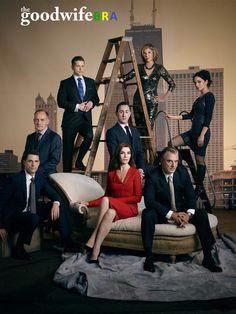 The Good Wife indicada a melhor série dramática