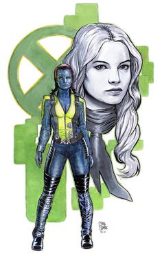 xmen mystique | Mystique - X-Men First Class by ~craigcermak on deviantART