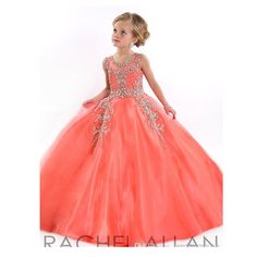 Find More Flower Girl Dresses Information about Real Top Beaded Coral Organza Puffy Ball Gown Girls Pageant Dresses 2016 First Communion Dresses For Girl Prom Dress 10 12,FD036,High Quality dresses daily,China dresse Suppliers, Cheap dress mink from Maggie Only on Aliexpress.com