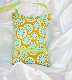 Tooth Fairy Pillow  Amy Butler Fabric  By Pocket  / by PocketBears, $10.00