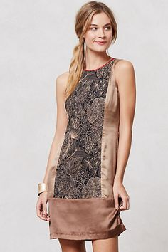 Lanvallay Dress  #anthropologie #AnthroFave