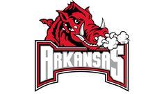 arkansas razorback wall art | Arkansas Razorback All Vector Logo wallpaper