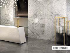 #MARVELPRO statuario select macchia aperta | #AtlasConcorde | #Tiles | #Ceramic | #PorcelainTiles