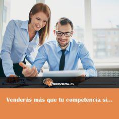 Venderás más que tu competencia si…ESTUDIAS BIEN EL MERCADO. To Sell, Studio
