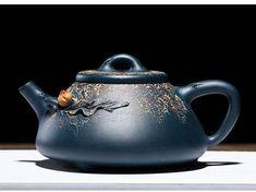 Clay Teapots, Tea Strainer, Yixing, Glazed Ceramic, Cotton Bag, Ceramic Pottery, Tea Set, Tea Cups, Ceramics