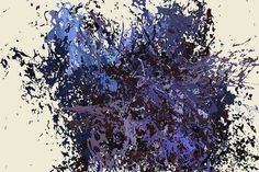Action Painting Redux from Jeremy Rotsztain is a new take on Hollywood explosions and fight scenes. With custom software he turns movies into abstract art.