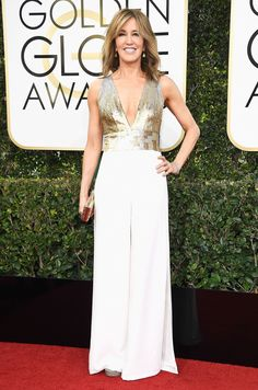 Felicity Huffman Jumpsuit: Georges Chakra Felicity Huffman, Golden Globes After Party, Georges Chakra, Jumpsuit, Parties, Formal Dresses, Fashion, Overalls, Fiestas