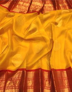 Discover thousands of images about Anjali Vepur Silk Saree Kanchipuram, Kanjivaram Sarees, Organza Saree, Kota Silk Saree, Pure Silk Sarees, Cotton Saree, Pattu Sarees Wedding, Indian Bridal Sarees, Desiner Sarees