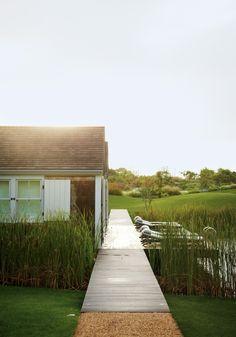 Nantucket garden by Piet Oudolf by sylvia