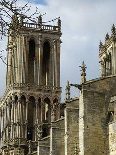 Collegiale Notre Dame de Mantes-La-Jolie - Mantes-La-Jolie - Mantois - Yvelines - Ile de France - France